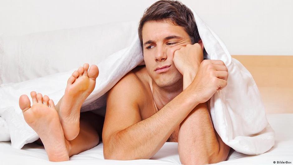 0e3d1965f أسباب فقدان الرغبة الجنسية عند الشباب | عالم المنوعات | DW | 04.02.2015