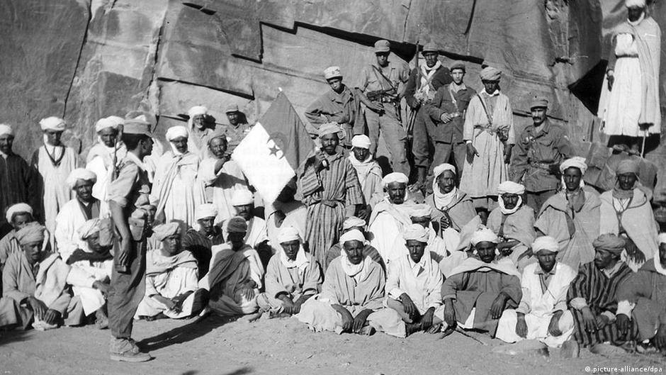"""""""طالع"""" كان الاقتصاد الجزائري غداة الاستقلال في الجزائر هي"""