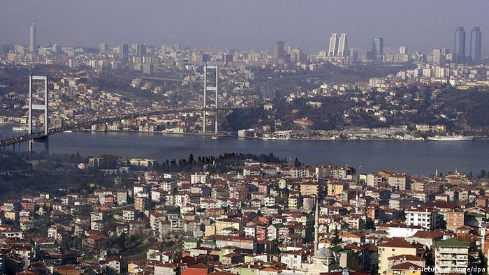 Panorama of Istanbul (picture-alliance/dpa)
