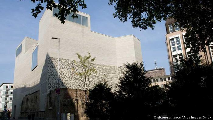 Bildergalerie Gottfried Böhm Kolumba Museum Köln