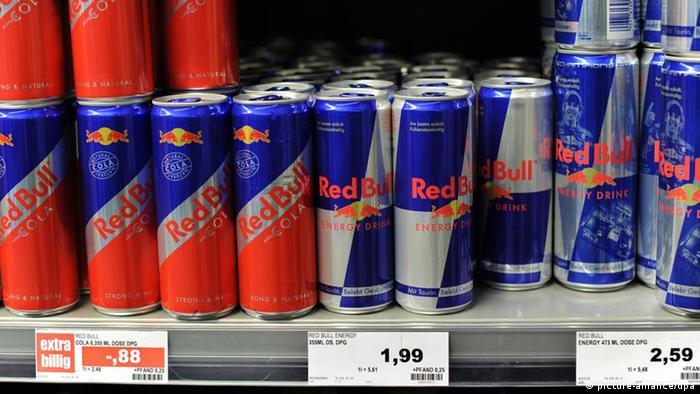 10 Jahre Dosenpfand Energydrinks Red Bull