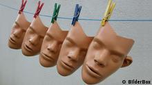 Symbolbild Klonen Masken p178