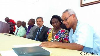 A CASA, Convergência Ampla para a Salvação de Angola, anunciou, nesta terça-feira, o seu primeiro congresso (na imagem: fundação do partido)