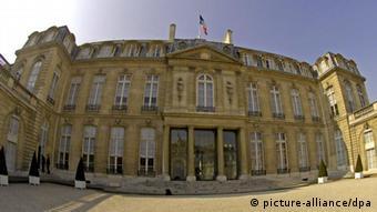 Elysee-Palast in Paris ARCHIVBILD 2007