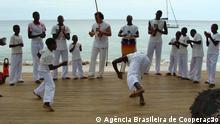 Capoeira in São Tomé e Príncipe