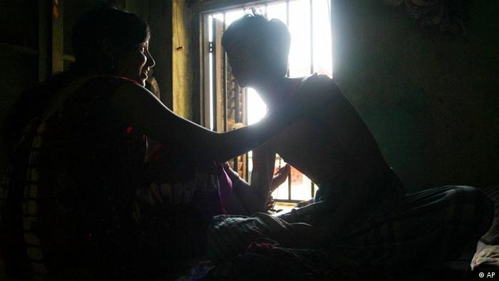 Indien Prostitution Prostituierte und Kunde
