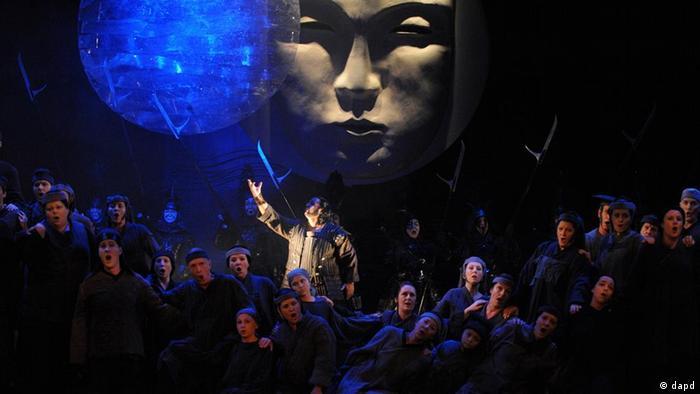 Turandot Inszenierung in Sydney Australien