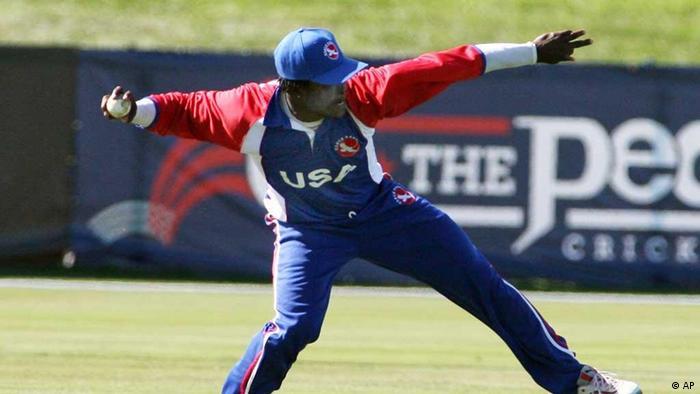 अमेरिकी क्रिकेट खिलाड़ी एड्रियान गॉर्डन