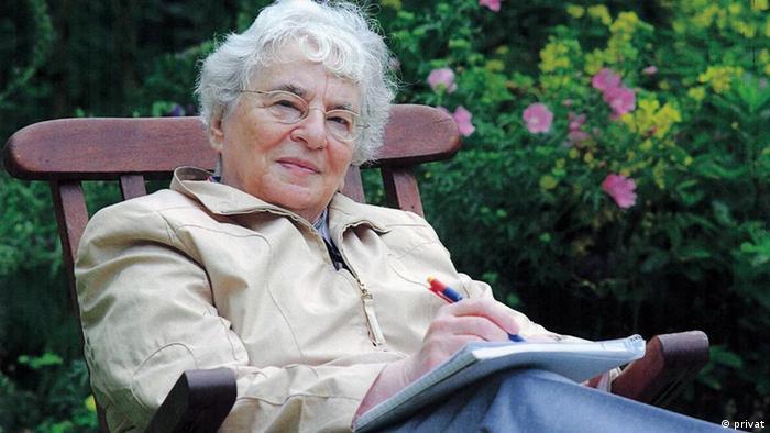 Writer Ruth Weiss