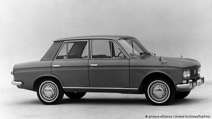 Datsun Bluebird (picture-alliance / United Archives/TopFoto)