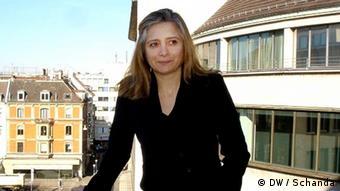 Samar Yazbek Syrien Schriftstellerin