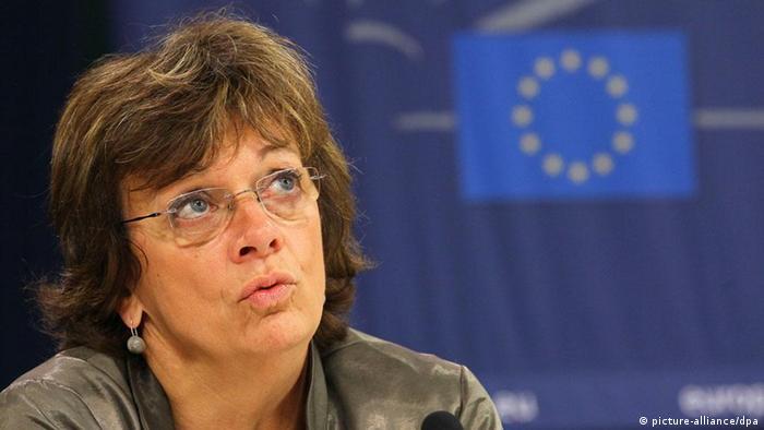 ایزابل دوران، نماینده حزب سبز بلژیک در پارلمان اروپا