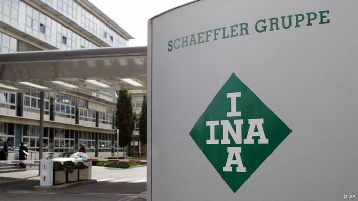 schaeffler shares rise in stock market debut business economy and finance news from a german. Black Bedroom Furniture Sets. Home Design Ideas