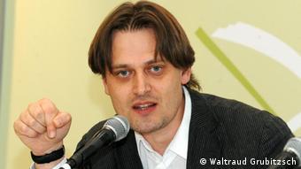 Юрко Прохасько - серед нових обличь української літератури для німецькомовної публіки