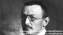 Hermann Hesse Portrait jung