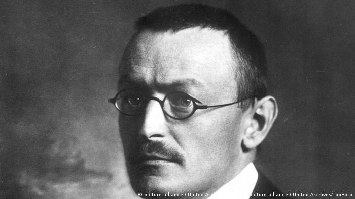 El joven Hermann Hesse.
