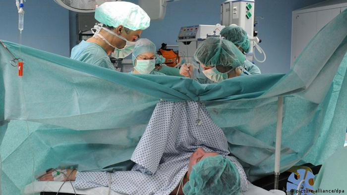 عملية ولادة قيصيرية