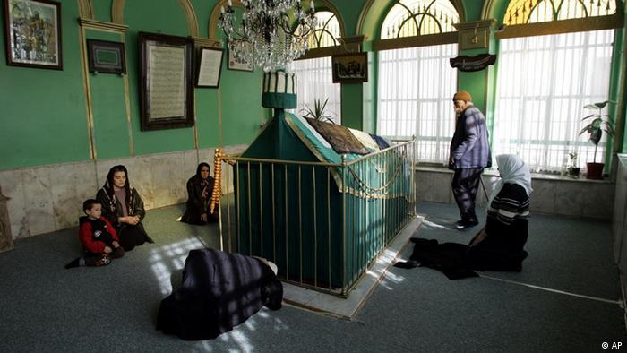 Türkei Religion Alewiten in Istanbul (AP)