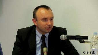 Berto Šalaj Politologe aus Zagreb Kroatien