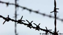Symbolbild Gefangenschaft Gefängnis