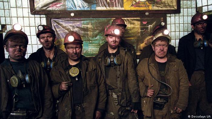 Кадри з фільму «Смерть робітника»