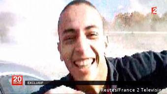 Mohamed Merah Attentäter Frankreich Terror Polizei Toulouse Belagerung