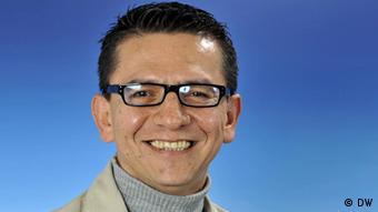 Jose Ospina-Valencia, de la redacción latinoamericana de DW.