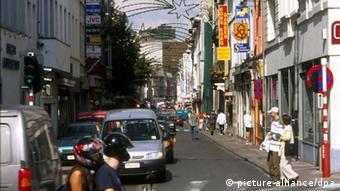 На брюссельських вулицях