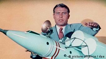 Scientist and engineer Wernher von Braun (c) picture-alliance/dpa