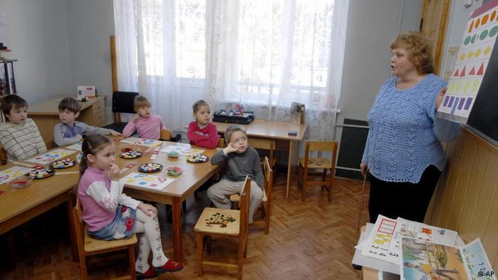 У київському дитсадку