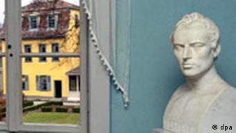 Friedrich Schillers Gartenzinne in Jena