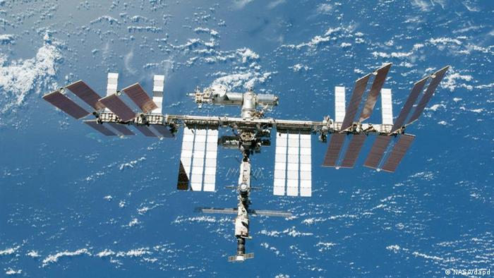Internationale Raumstation ISS (Foto: NASA/dapd)