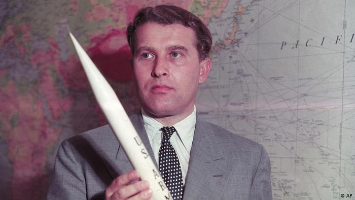 Wernher Von Braun (AP)