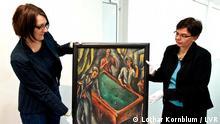 Kunstmusem Mülheim Ausstellungseröffnung Jagd auf die Moderne