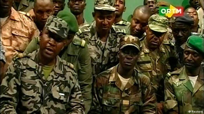 Soldaten in Mali (Foto: Reuters)