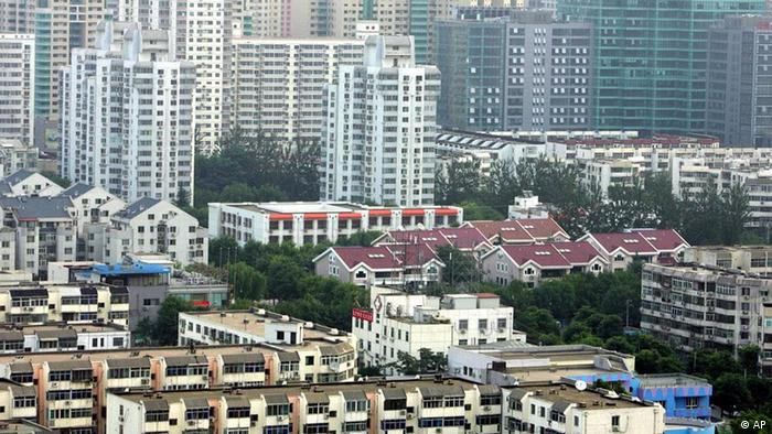 Peking Stadtansicht Skyline
