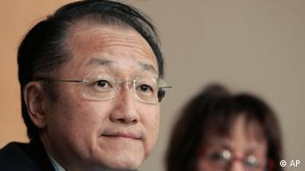 Jim Yong Kim Copyright: ddp images/AP Photo/Jim Cole