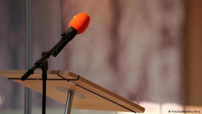 Beim Reden Nicht Zu Laut Sprechen Sprachbar Dw 07032012