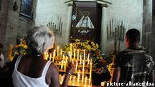 Warten auf den Papstbesuch in Kuba
