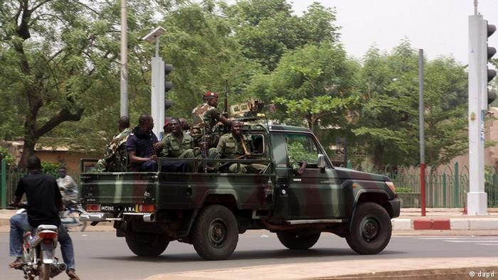 Há cerca de uma semana, um golpe de estado pôs no governo do Mali uma junta militar