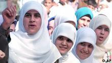 ARCHIV Frauen in Algerien