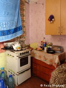 Iranische Flüchtlinge in der Ukraine