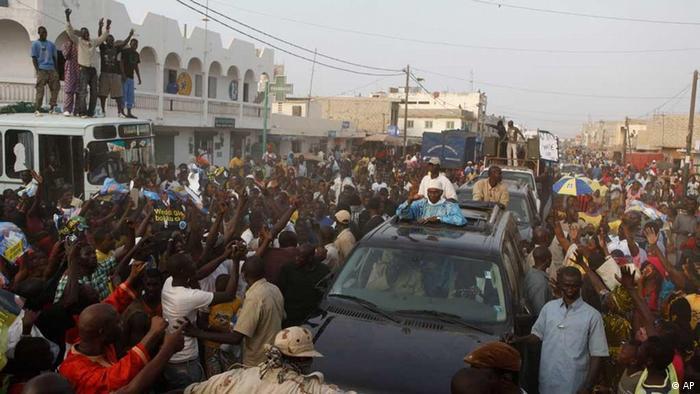Wahlen Senegal 2012