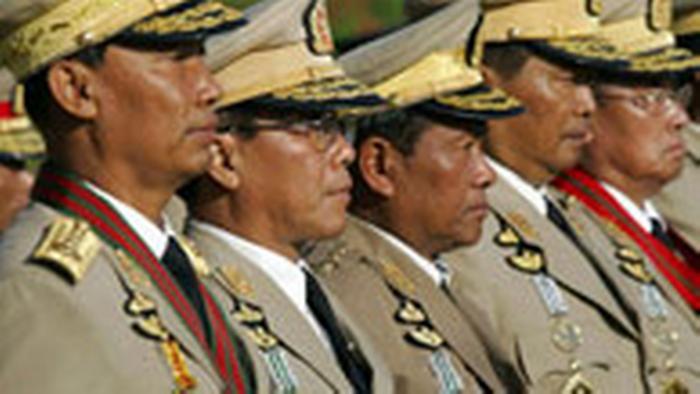 Bombenanschläge in Myanmar