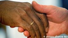 Symbolbild multikulturelle Ehe