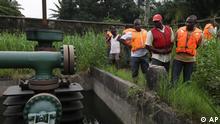 Nigeria Bodo, Ogoniland Öl