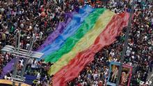 Brasilien Sao Paulo Gay Pride 2011