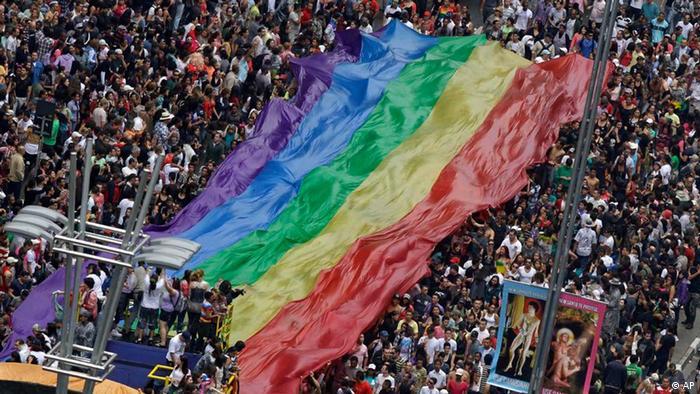 Гей-прайд в Сан-Паулу