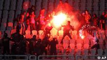 Ägypten Fußballspiel Ausschreitungen
