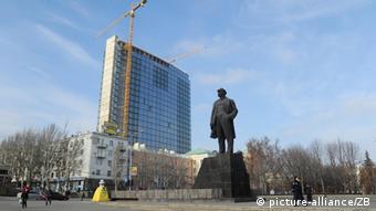Donezk - Stadtzentrum